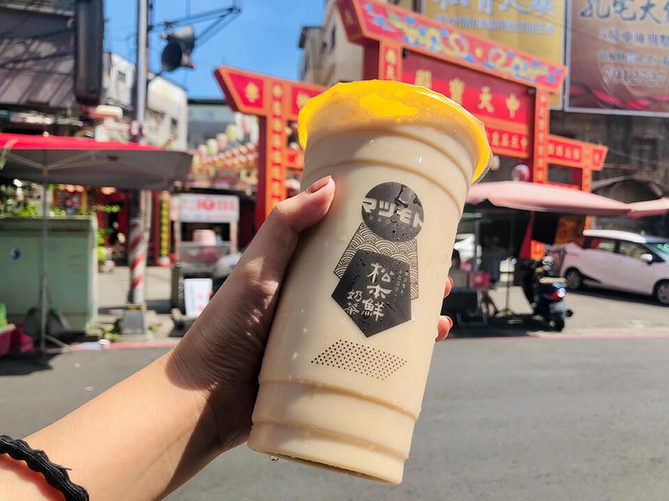 松本紅茶牛奶
