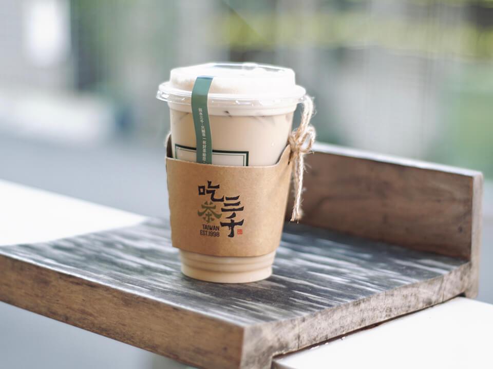 凍頂烏龍鮮奶茶