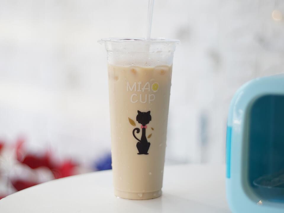 莉絲咖啡紅茶拿鐵