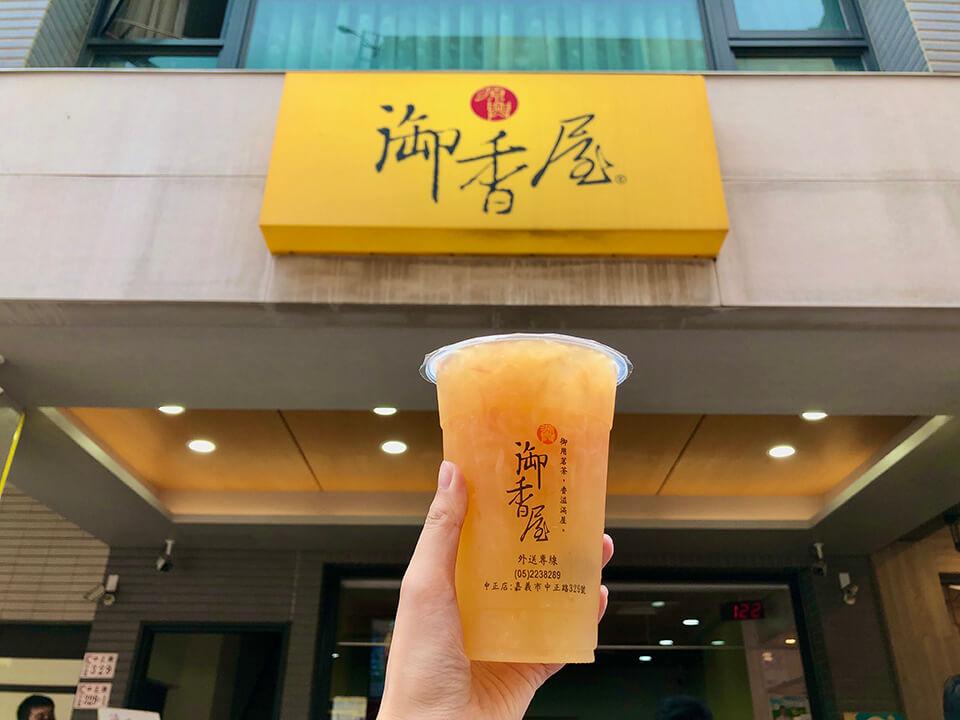 源興御香屋|地表最強嘉義葡萄柚綠排隊名店,連假不排隊也能順利喝到嗎?