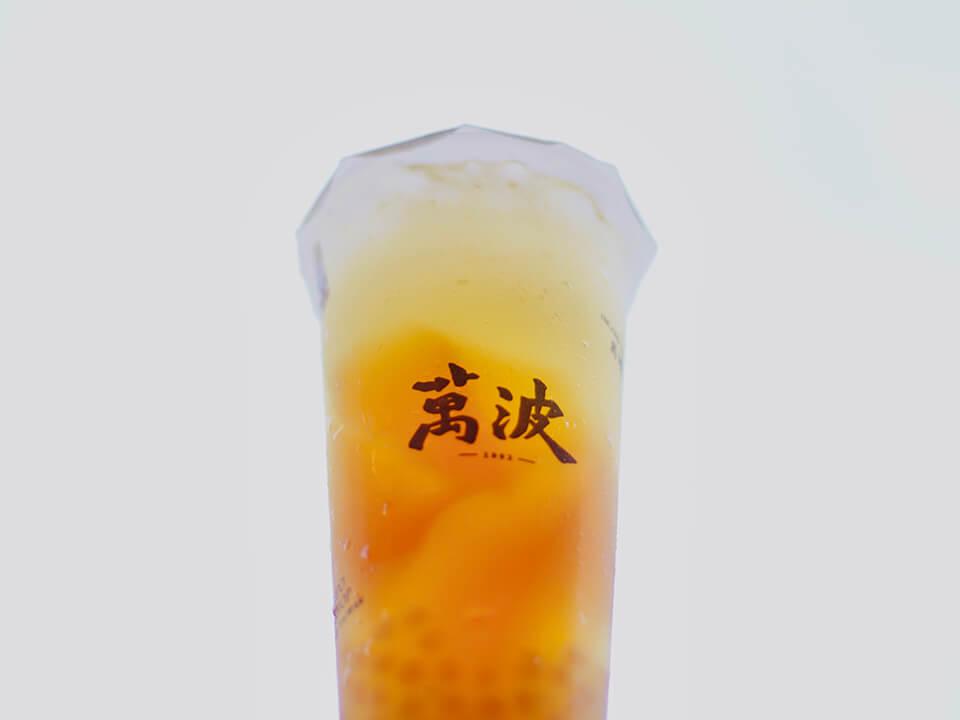 萬波「素美婷粉圓冰」懷舊回歸!超人氣古早味檸檬愛玉粉圓冰