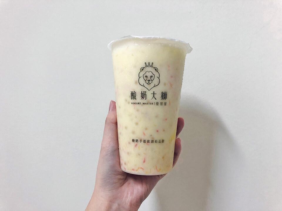 酸奶大獅楊枝甘露