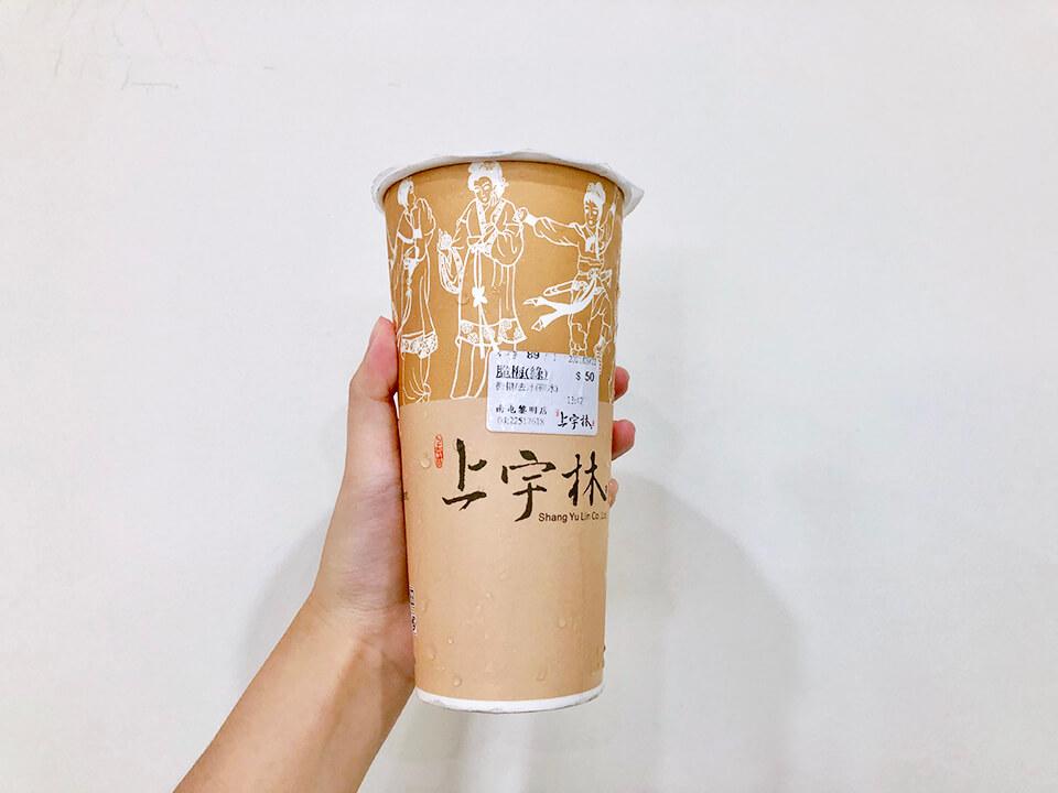 台中上宇林一喝成癮的飲料推薦!太極鮮奶茶、脆梅綠都幾?!